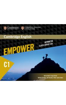 Cambridge English Empower Advanced Class Audio CDs (4) -- CD