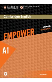 Cambridge English Empower Starter Workbook with Answers with Downloadable Audio -- Pracovní sešit