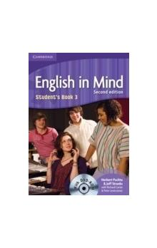 English in Mind Level 3 Student's Book with DVD-ROM -- Učebnice