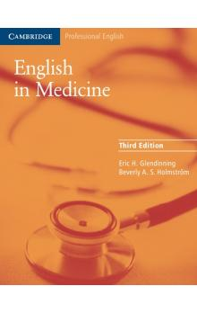 English in Medicine -- Učebnice