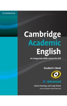 Cambridge Academic English C1 Advanced Student's Book -- Učebnice
