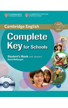 Complete Key for Schools Student's Book with Answers with CD-ROM -- Učebnice