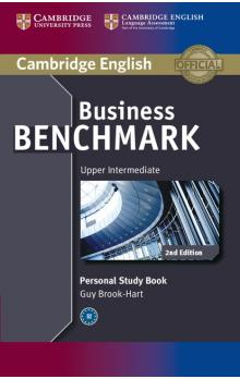 Business Benchmark Upper Intermediate BULATS and Business Vantage Personal Study Book -- Učebnice - Brook-Hart Guy