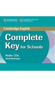 Complete Key for Schools Class Audio CDs (2) -- CD