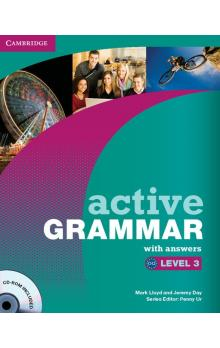 Active Grammar Level 3 with Answers and CD-ROM -- Učebnice