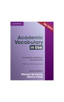 Academic Vocabulary in Use Edition with Answers -- Učebnice