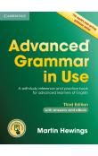 Advanced Grammar in Use Book with Answers and Interactive eBook, 3 ed -- Učebnice