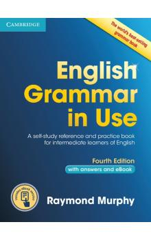 English Grammar in Use Book with Answers and Interactive eBook, 4 ed -- Učebnice - Murphy Raymond