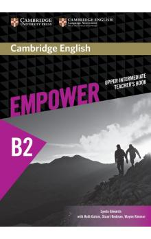 Cambridge English Empower Upper Intermediate Teacher's Book -- Příručka učitele