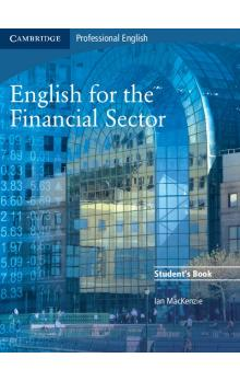 English for the Financial Sector Student's Book -- Učebnice