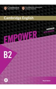 Cambridge English Empower Upper Intermediate Workbook with Answers with Downloadable Audio -- Pracovní sešit