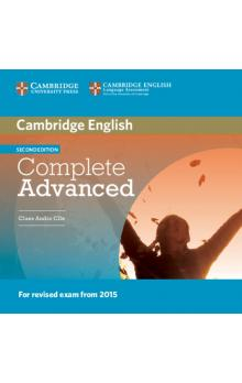 Complete Advanced Class Audio CDs (2) -- CD