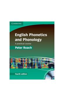 English Phonetics and Phonology Paperback with Audio CDs (2) -- Metodická příručka