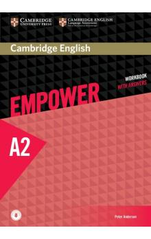Cambridge English Empower Elementary Workbook with Answers with Downloadable Audio -- Pracovní sešit