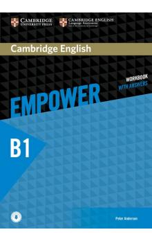 Cambridge English Empower Pre-intermediate Workbook with Answers with Downloadable Audio -- Pracovní sešit