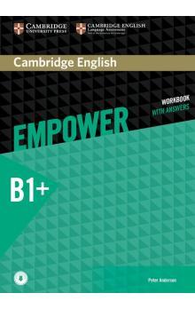 Cambridge English Empower Intermediate Workbook with Answers with Downloadable Audio -- Pracovní sešit