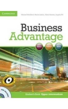 Business Advantage Upper-intermediate Student's Book with DVD -- Učebnice