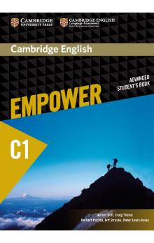 Cambridge English Empower Advanced Student's Book -- Učebnice