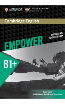 Cambridge English Empower Intermediate Teacher's Book -- Příručka učitele