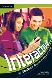 Interactive Level 1 Student's Book with Web Zone Access -- Učebnice