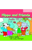 Hippo and Friends 2 Audio CD -- CD