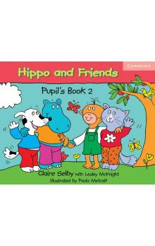 Hippo and Friends 2 Pupil's Book -- Učebnice