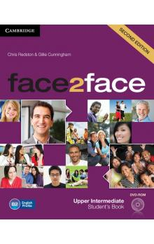 face2face Upper Intermediate Student's Book with DVD-ROM -- Učebnice