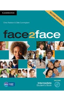 face2face Intermediate Student's Book with DVD-ROM -- Učebnice