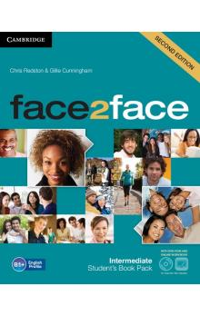 face2face Intermediate Student's Book with DVD and Online Workbook -- Učebnice