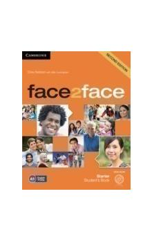 face2face Starter Student's Book with DVD-ROM -- Učebnice - Redston Chris, Cunningham With Gillie