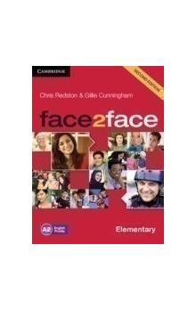face2face Elementary Class Audio CDs (3) -- CD