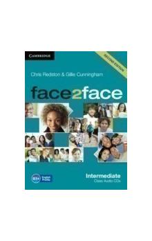 face2face Intermediate Class Audio CDs (3) -- CD