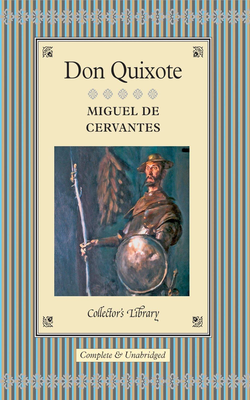An analysis of the character of don quixote by cervantes