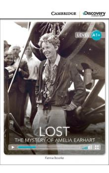 Lost: The Mystery of Amelia Earhart Book with Online Access code -- Doplňky