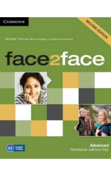face2face Advanced Workbook without Key -- Pracovní sešit