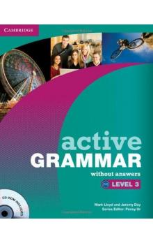 Active Grammar Level 3 without Answers and CD-ROM -- Učebnice