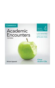 Academic Encounters Level 4 Class Audio CDs (3) Listening and Speaking -- CD
