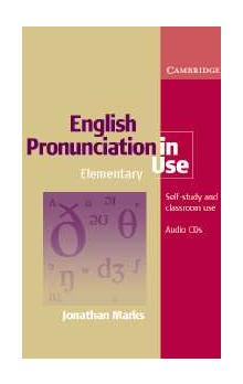 English Pronunciation in Use Elementary Audio CD Set (5 CDs) -- CD - Marks Jonathan