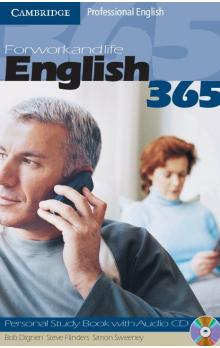 English365 1 Personal Study Book with Audio CD -- Učebnice