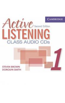 Active Listening 1 Class Audio CDs -- CD