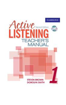 Active Listening 1 Teacher's Manual with Audio CD -- Příručka učitele