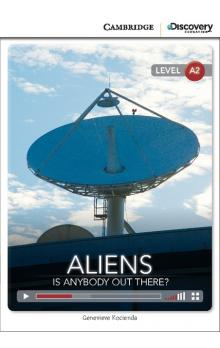 Aliens: Is Anybody Out There? Book with Online Access code -- Doplňky