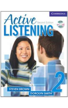 Active Listening 2 Student's Book with Self-study Audio CD -- Učebnice