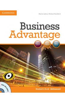 Business Advantage Advanced Student's Book with DVD -- Učebnice