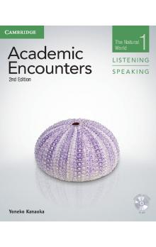 Academic Encounters Level 1 Student's Book Listening and Speaking with DVD -- Učebnice