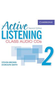 Active Listening 2 Class Audio CDs -- CD
