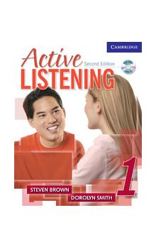 Active Listening 1 Student's Book with Self-study Audio CD -- Učebnice