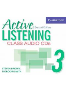 Active Listening 3 Class Audio CDs -- CD