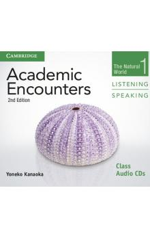 Academic Encounters Level 1 Class Audio CDs (2) Listening and Speaking -- CD