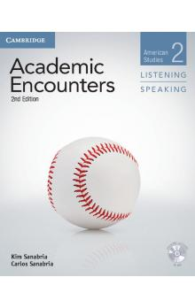 Academic Encounters Level 2 Student's Book Listening and Speaking with DVD -- Učebnice